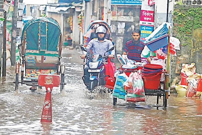City dwellers may see waterlogging during monsoon