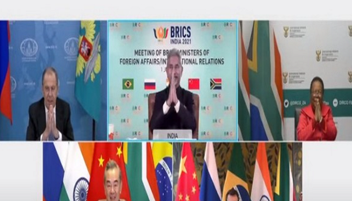 India says BRICS guided by sovereign equality of all states, respect for territorial integrity