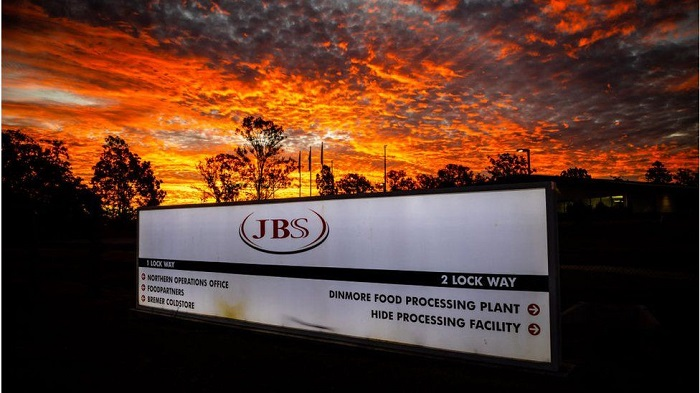 JBS: Cyber-attack hits world's largest meat supplier