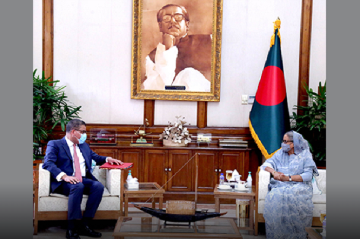 Dhaka hopes London to promote interest of climate vulnerable countries: PM