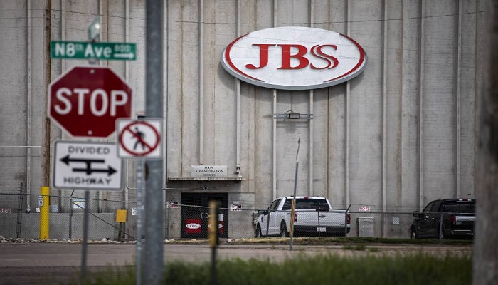 Meatpacking giant JBS believes Russia behind hack that hit plants