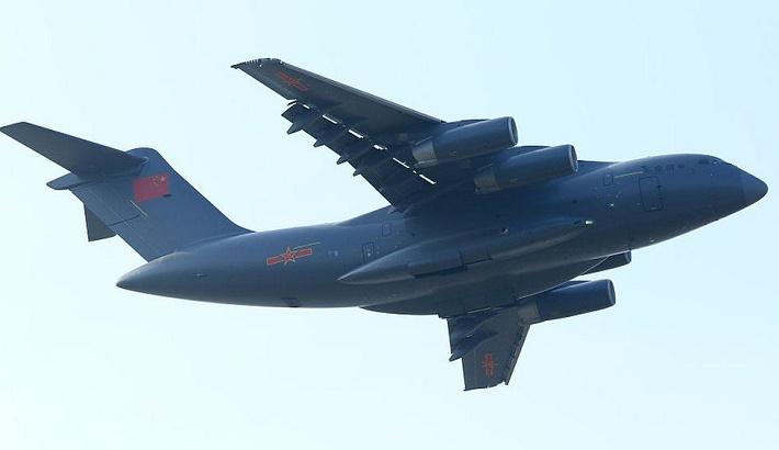South China Sea dispute: Malaysia accuses China of breaching airspace
