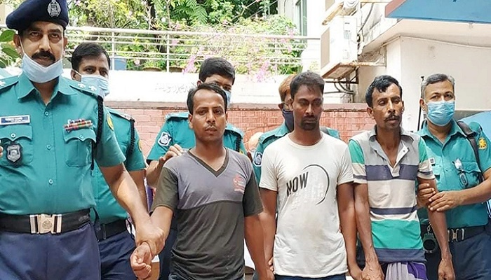 Woman tortured in India: 3 more 'human traffickers' held from Satkhira border