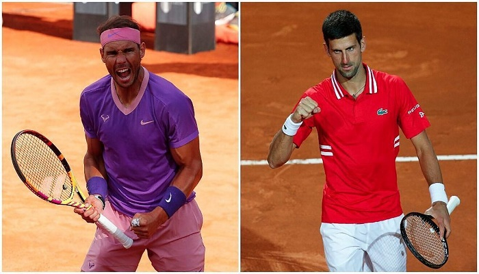 Djokovic, Nadal off to winning starts as French Open reels from Osaka shockwave