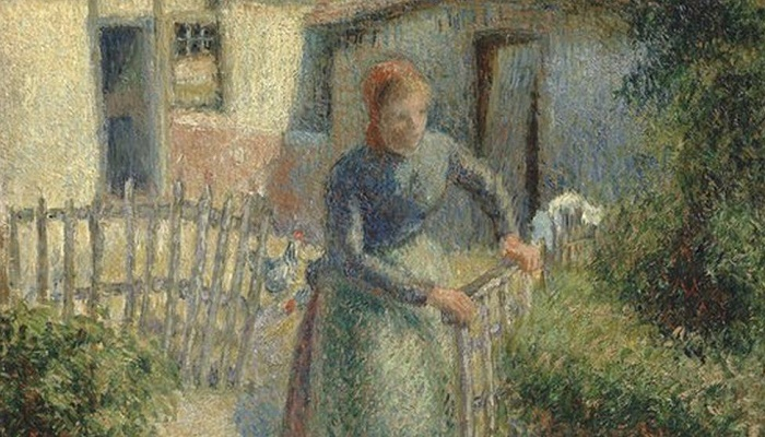 Pissarro: French woman ends fight to reclaim art stolen by Nazis