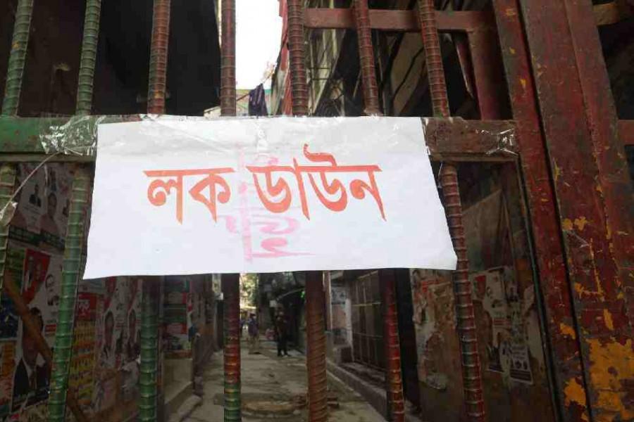 7-day lockdown in Satkhira from Saturday