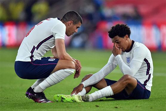Alexander-Arnold injured as England beat Austria in Euro 2020 warm-up