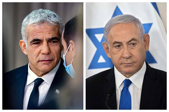 Israel's Lapid says he formed new coalition to unseat Netanyahu