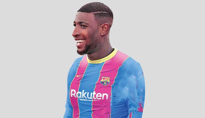 Brazilian defender Emerson back at Barcelona