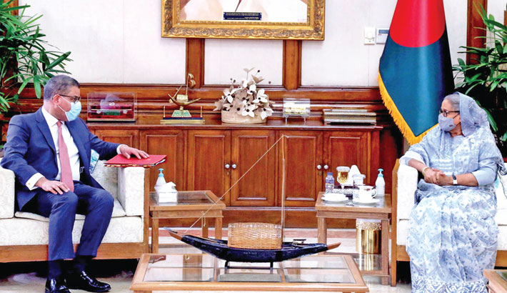 We expect UK to promote interests of climate vulnerable countries: PM