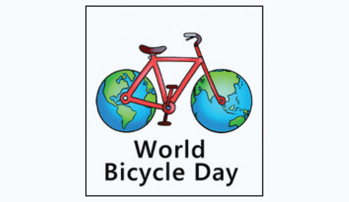 World Bicycle Day today