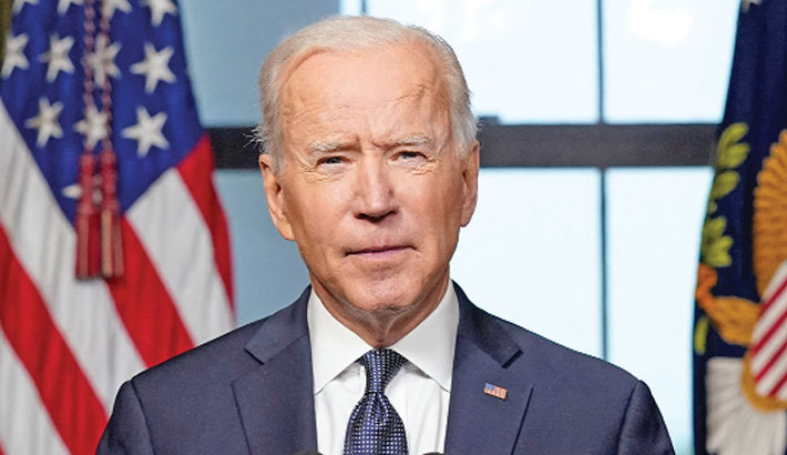 Biden prioritises US voting rights law