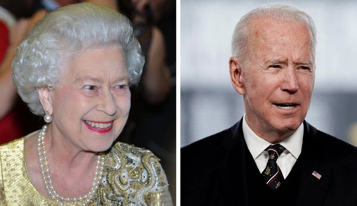 Queen to meet US President Joe Biden next week