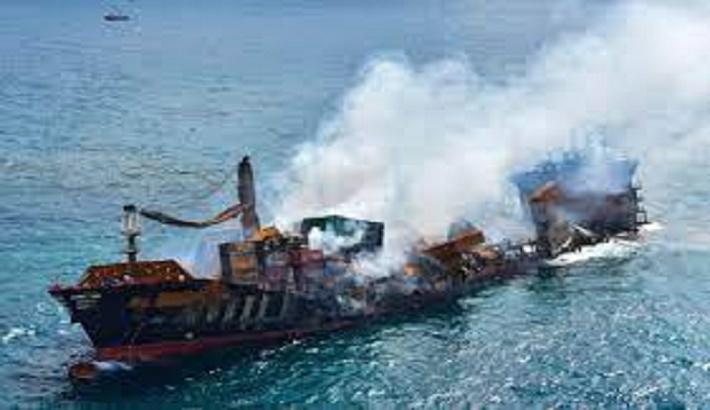 X-Press Pearl: Sri Lanka braces for oil spill as ship sinks