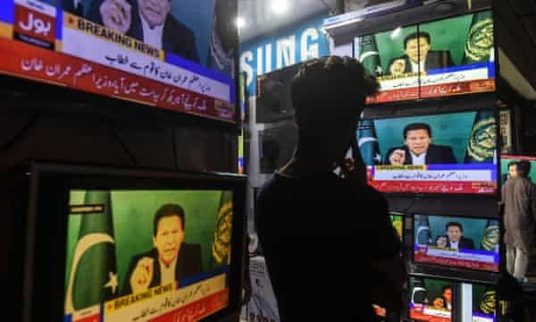 Imran Khan promised us press freedom in Pakistan. Now journalists are under attack