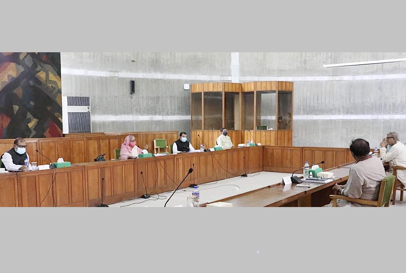 Cabinet approves proposed national budget for FY 2021-22