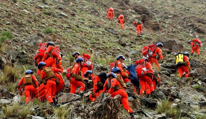 China suspends all high-risk sports events after deadly mountain ultra-marathon