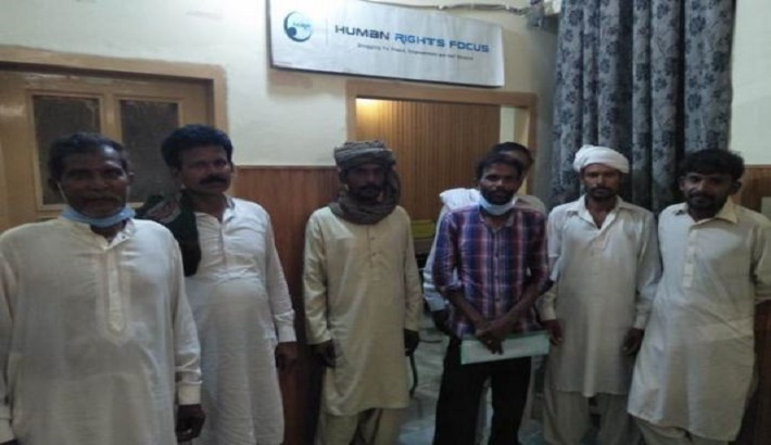 Rights group highlights 'harassment' of Christian family in Pakistan's Punjab province