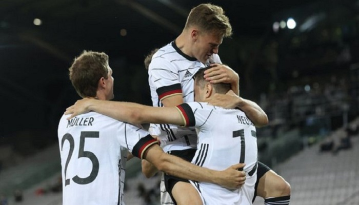 Hummels, Mueller end Germany exile in friendly draw with Denmark