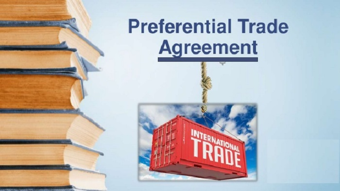 Govt. takes policy on free and preferential trade deals