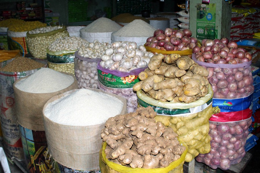 Commodity prices soar in city markets