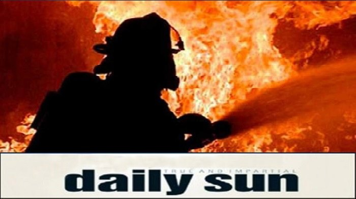 Cotton warehouse catches fire in Gazipur
