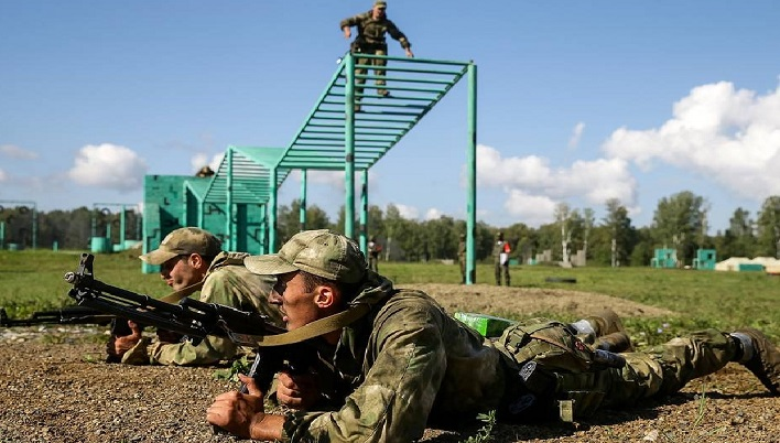 40 countries to participate in International Army Games 2021