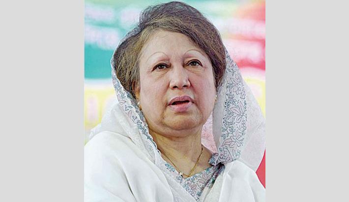 Khaleda Zia's health improves
