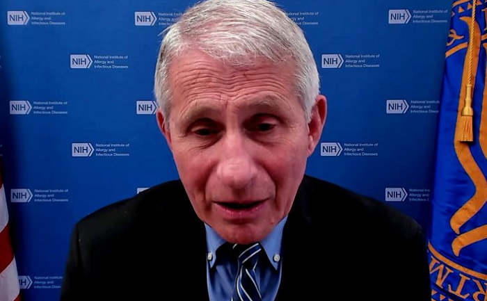 White House defends Dr Fauci over lab leak emails