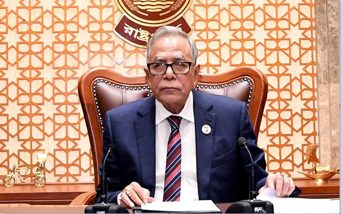 No alternative to protecting environment to save human civilization: President