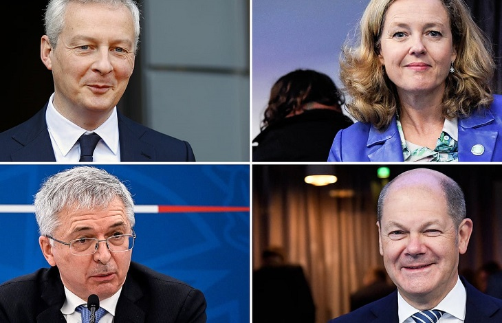 G7 tax deal 'in sight': France, Germany, Italy, Spain