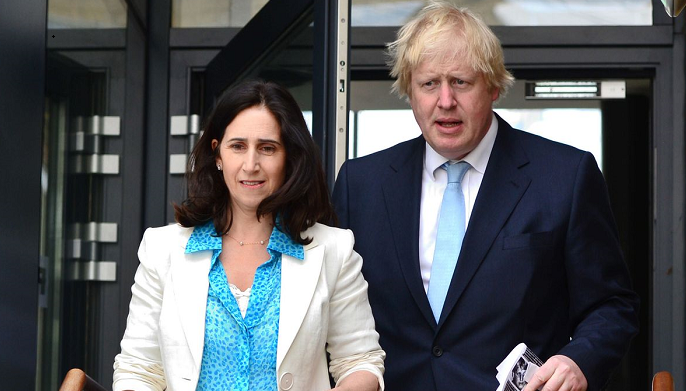 Boris Johnson's ex-wife Marina Wheeler says life with PM became 'impossible'