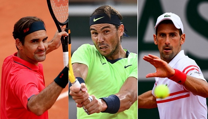 Djokovic, Nadal, Federer into French Open last 32 as Barty limps out