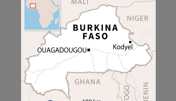 About 100 killed in Burkina Faso in deadliest attack since 2015