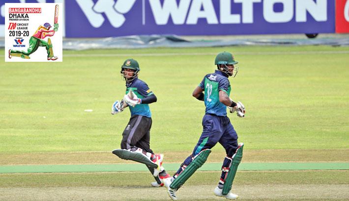Prime Doleshwar lead the chart; Khelaghar, Shinepukur post first wins