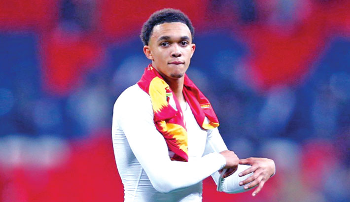 Alexander-Arnold ruled out of Euro