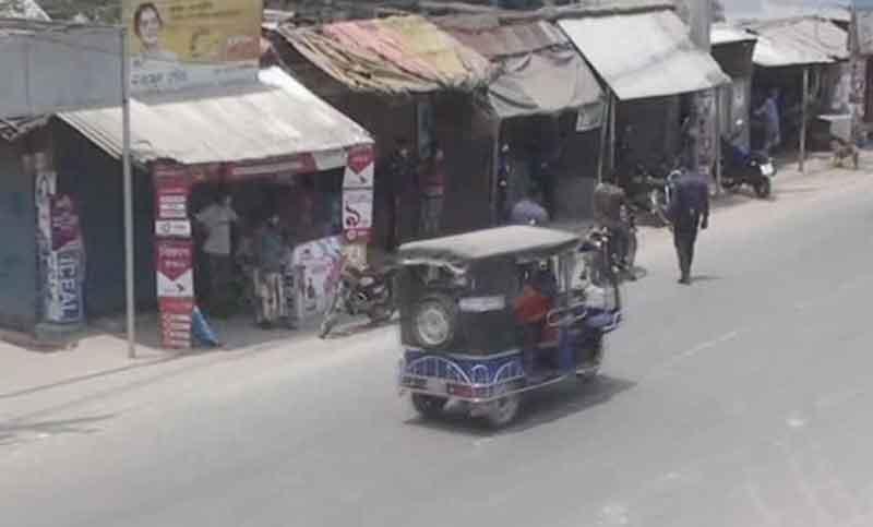 Week-long lockdown begins in Satkhira