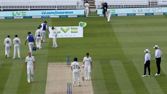 Root's early exit sparks England collapse against New Zealand in 1st Test