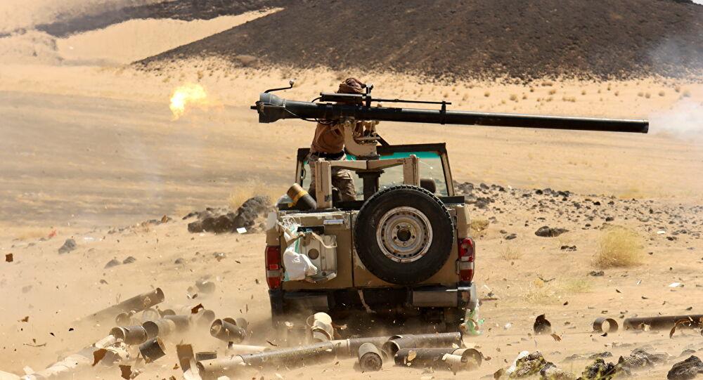 Strike on Yemen's Marib kills 14 civilians: state media