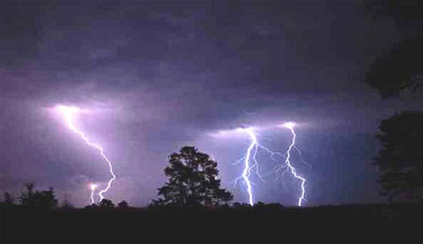 16 people killed by lightning in 9 hours across country
