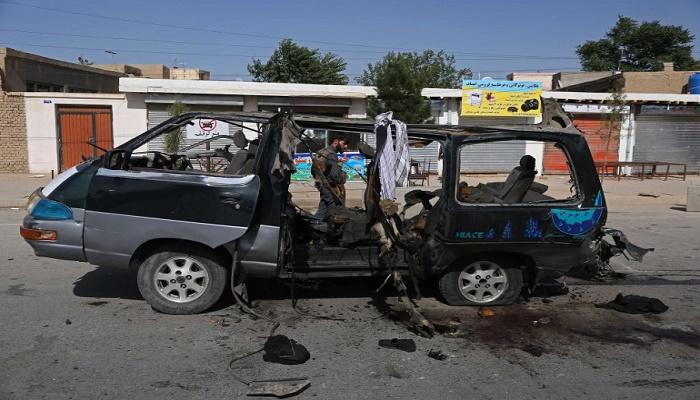 Roadside bomb kills 11 people in northern Afghanistan