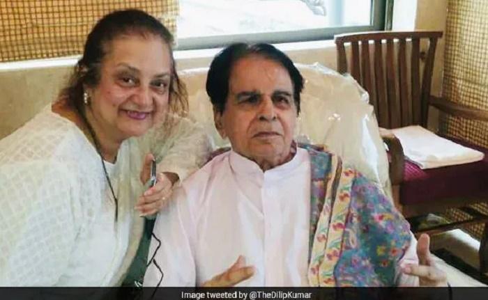 Dilip Kumar hospitalised after complaining of breathlessness