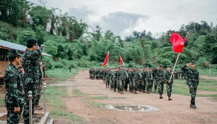 20 people killed as Myanmar forces fight villagers in delta region