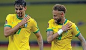 Brazil maintain perfect WC qualifying start