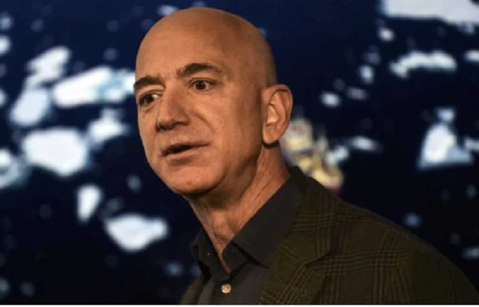 Jeff Bezos to fly to space with brother