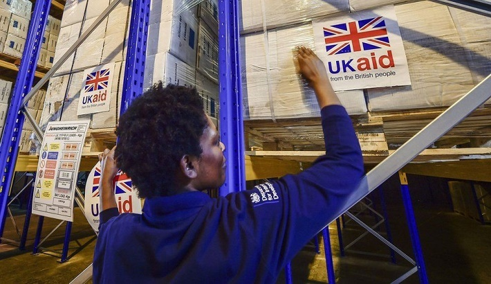 Foreign aid: UK aid cuts could see lives lost , warns senior Tory