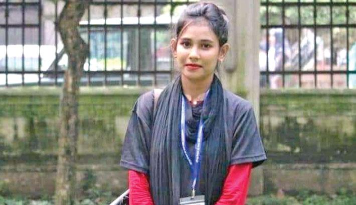Female  DU student found dead