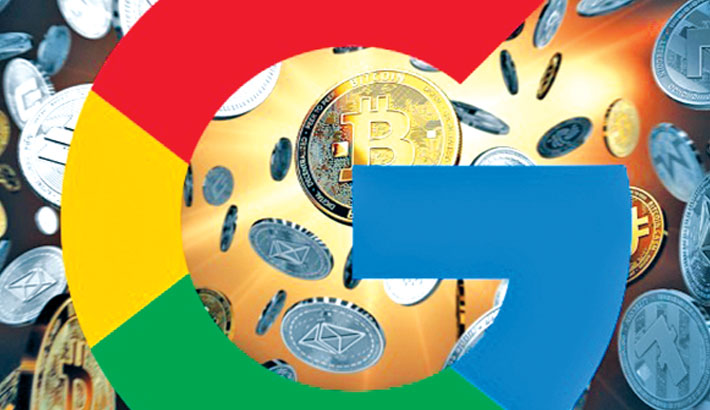 Google to allow crypto currencies