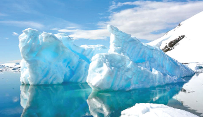 Arctic sea ice thinning  faster than expected