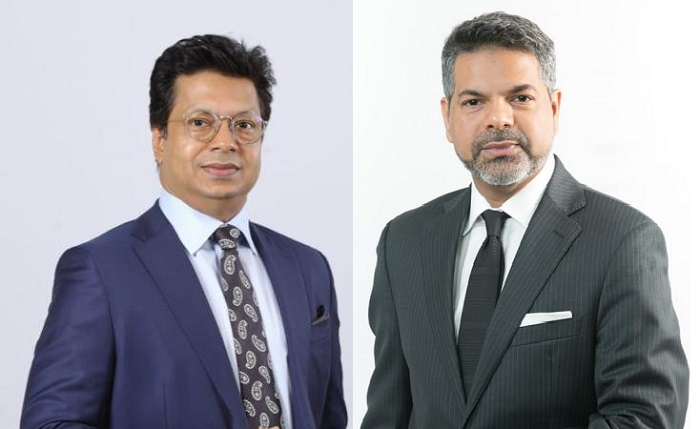 Aziz Al Kaiser and Hossain Khaled re-elected City Bank's Chairman and Vice Chairman